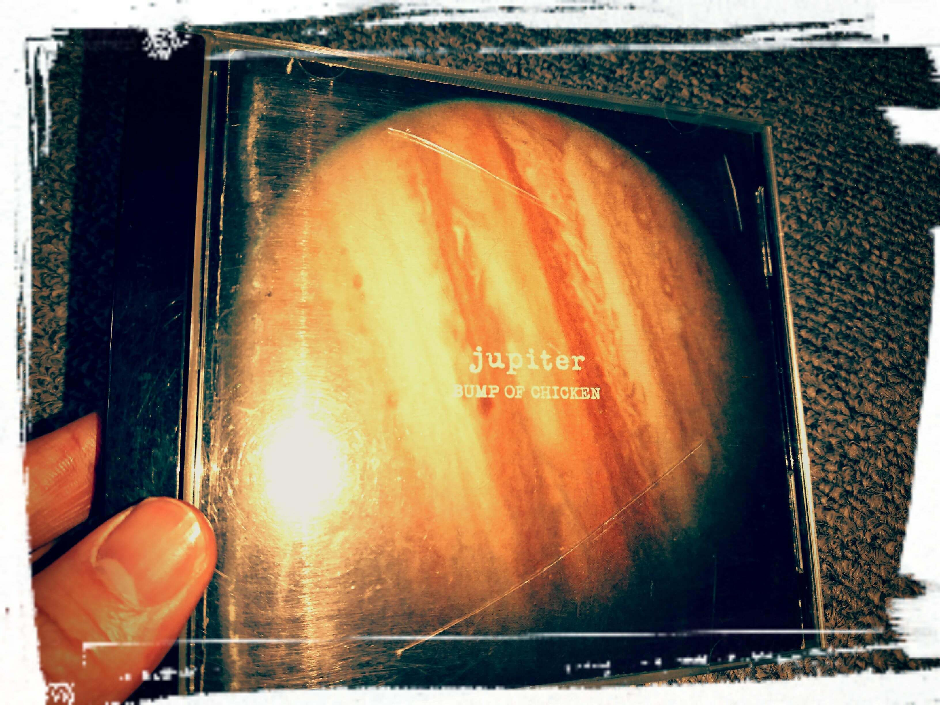 創刊号OFF AIR BUMP OF CHICKEN 「jupiter」