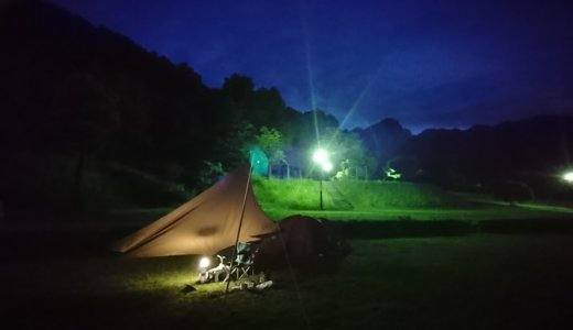 外出自粛だけれど、ソロキャンプ、行きたい。。